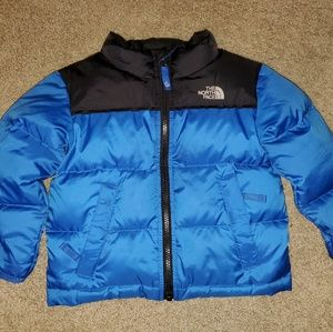 The North Face 3T puffer jacket